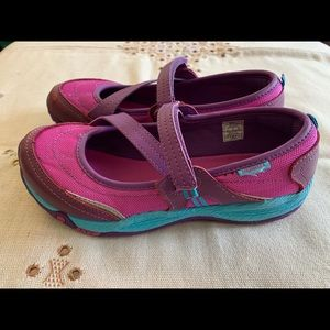 Girls pink Merrell shoes, size 5 (36) VGUC